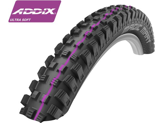 """SCHWALBE Magic Mary Bike Tyre 26"""" Addix UltraSoft SuperG TL-Easy black"""